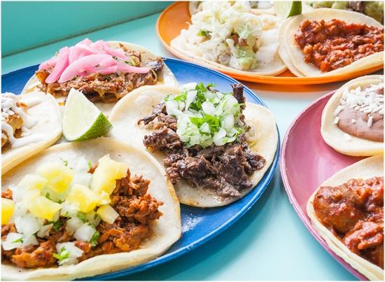 la-taqueria tacos